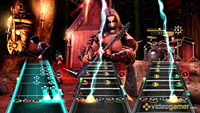 Obrzek ze hry Guitar Hero: Warriors of Rock