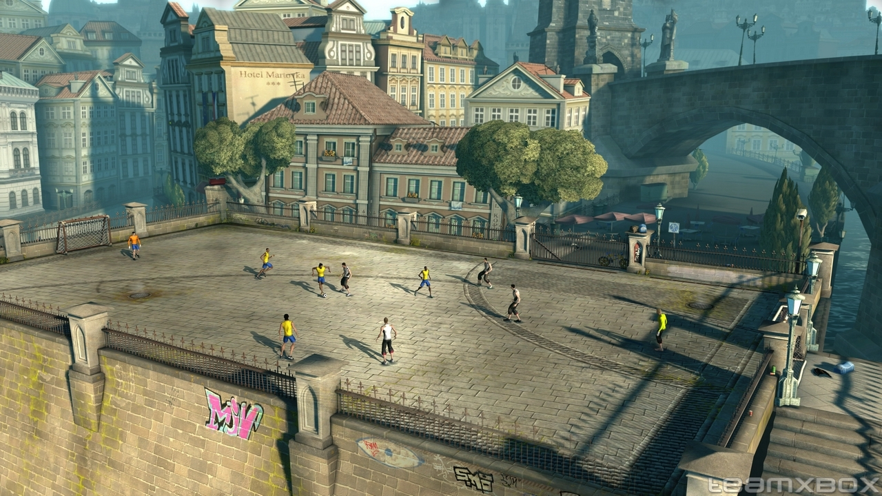 [XBOX360] FIFA Street 3 [2010/RUS]